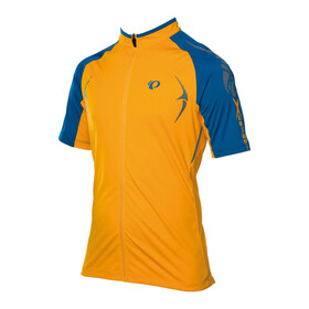PEARL iZUMi X-Alp blazing orange/mykonos blue
